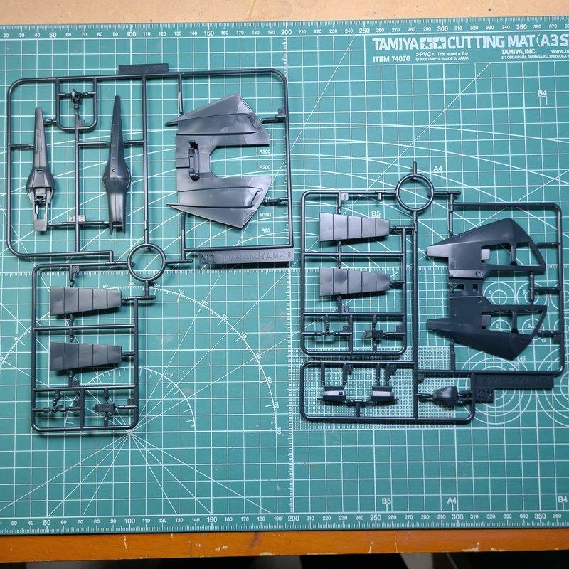 HG エルガイムMk-II(『重戦機エルガイム』より)
