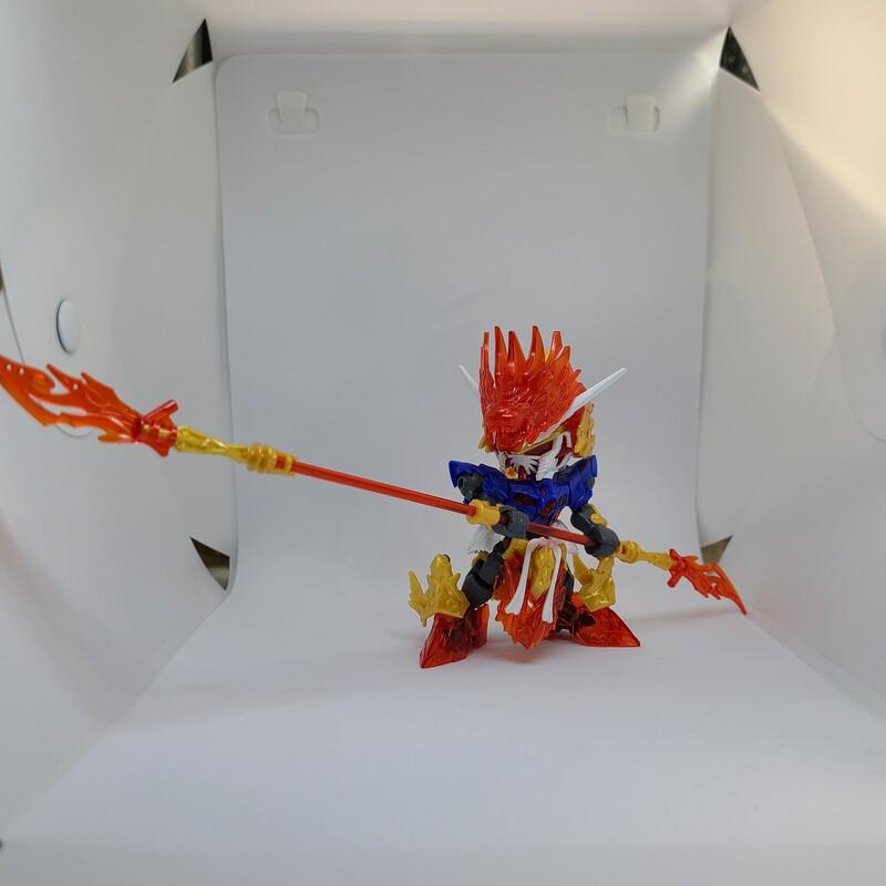 SDW HEROES 悟空インパルスガンダム